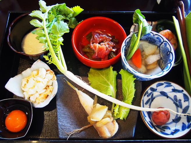 菌カフェ*おまかせランチ 税込1300円(ご飯おかわり自由)