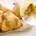 インド料理の定番おかず「サモサ」の作り方をインド人スタッフに聞きました。