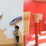 海外からも人気の「カップヌードルミュージアム」 第1回 インスタントラーメンの歴史を体感