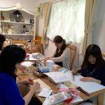 ときには自分のための時間を 手芸・アクセサリー教室studio the Bloom