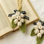 糸で織り成す小さな世界 かわいいを身近に! 編み小物作家Nicoさん