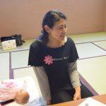 産後の小さな悩みも気軽に相談出来る横浜の母。助産師・チャイルドボディセラピスト鈴木裕子先生