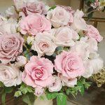 色彩豊かなお花の世界 フラワーデザイナー相澤紀子さん