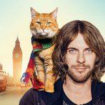 映画『ボブという名の猫』。猫を助けたつもりが、猫に助けられていた!